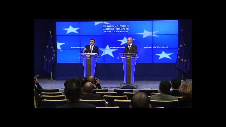 Video Závěrečný den summitu bude patřit zahraniční politice