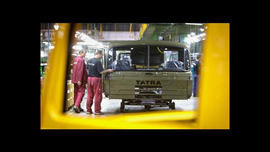 Video Tatra mění majitele