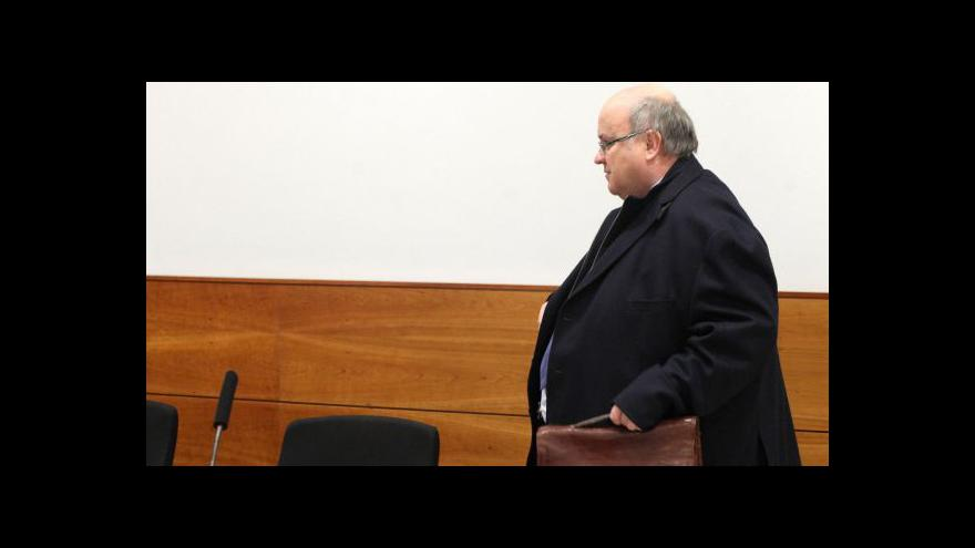 Video Nestandardní postupy soudce Havlína