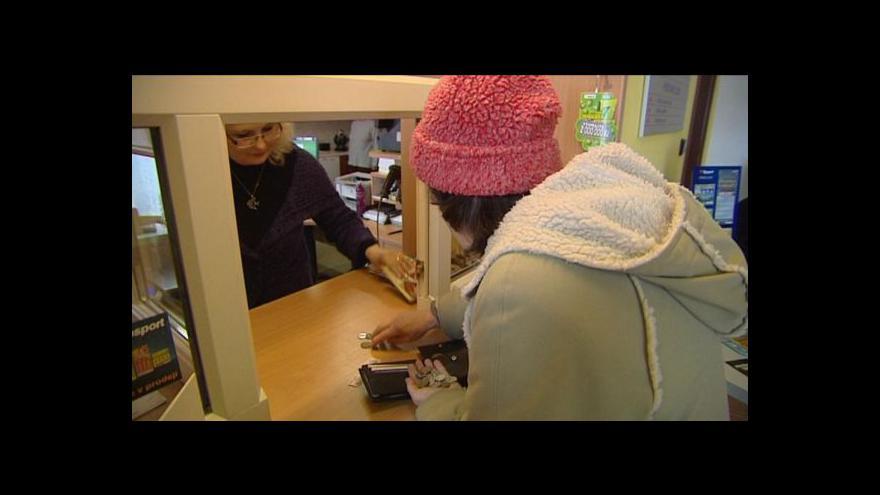 Video Na poštu si Božanovští dojdou na obecní úřad
