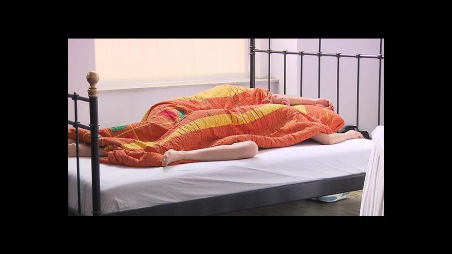 Video Reportáž o nespavosti