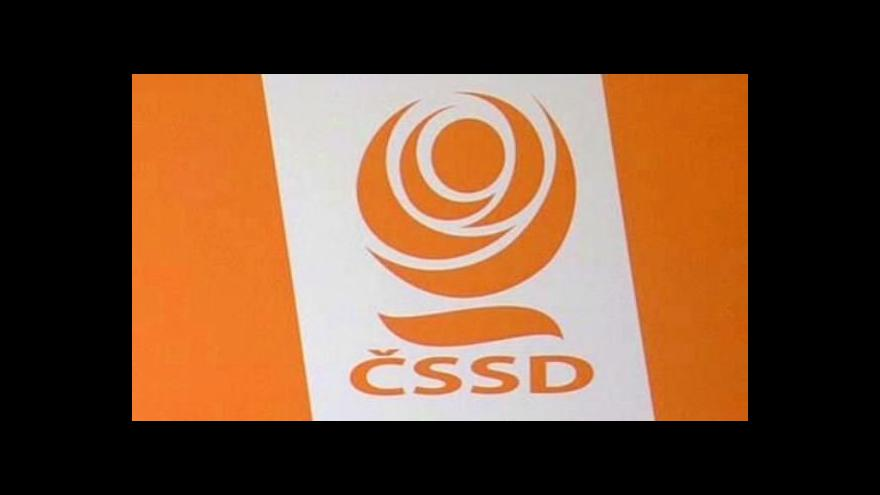 Video ČSSD kráčí vstříc Zemanovi