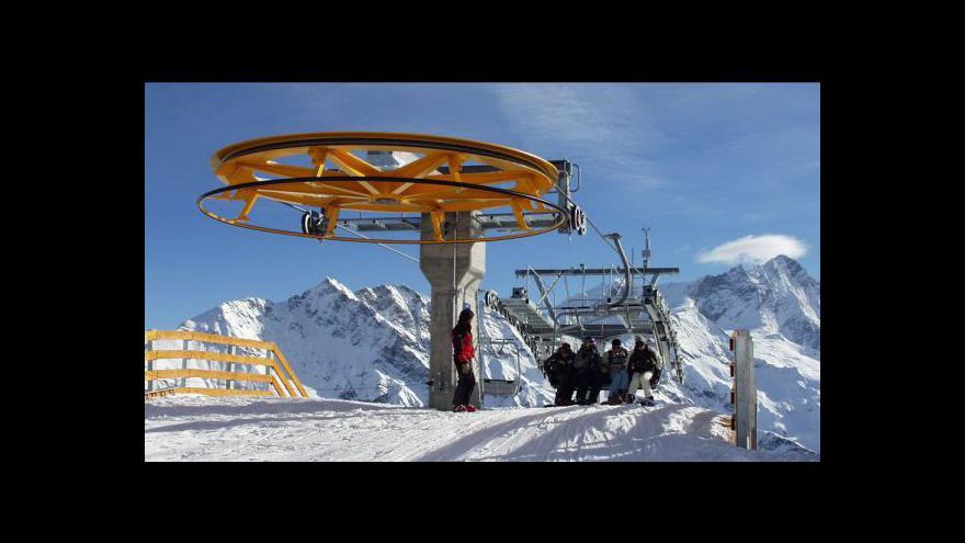 Video Rozhovor s náčelníkem horské služby Radimem Pavlicou