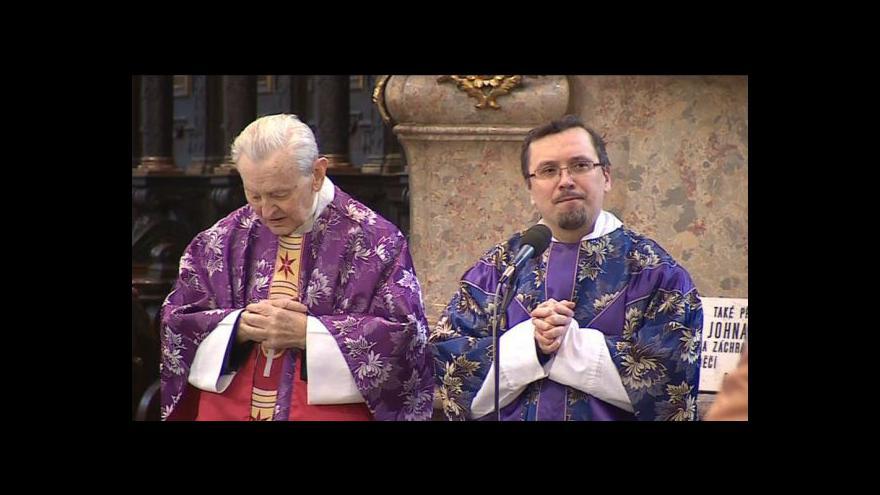 Video Pro Pavla Bača znamená zvolení nového papeže radost i zodpovědnost