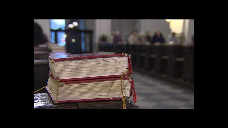 Video Modlitby za nového papeže