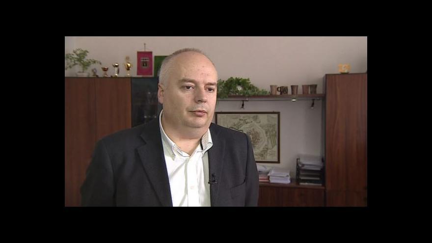 Video Reakce náměstka primátora Olivera Pospíšila (ČSSD)