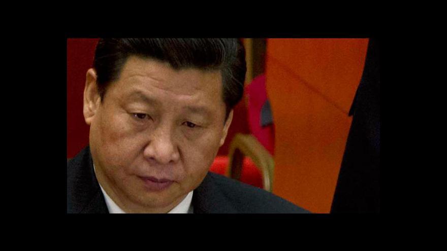 Video Čína má nového prezidenta