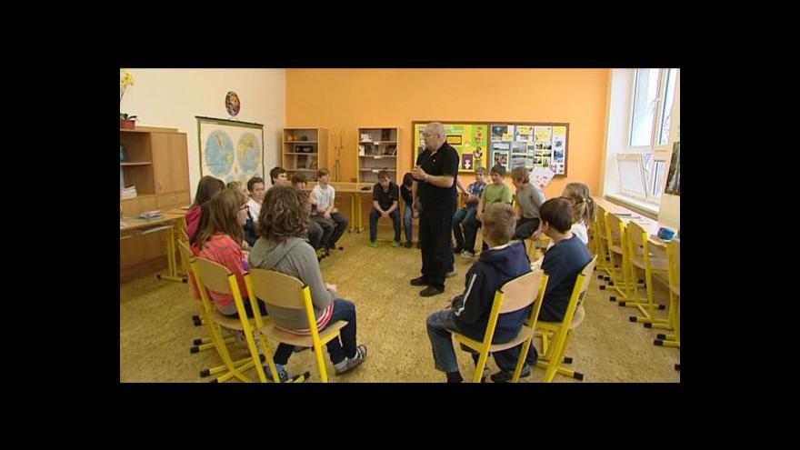 Video Speciálního pedagoga získala i škola v Libčanech