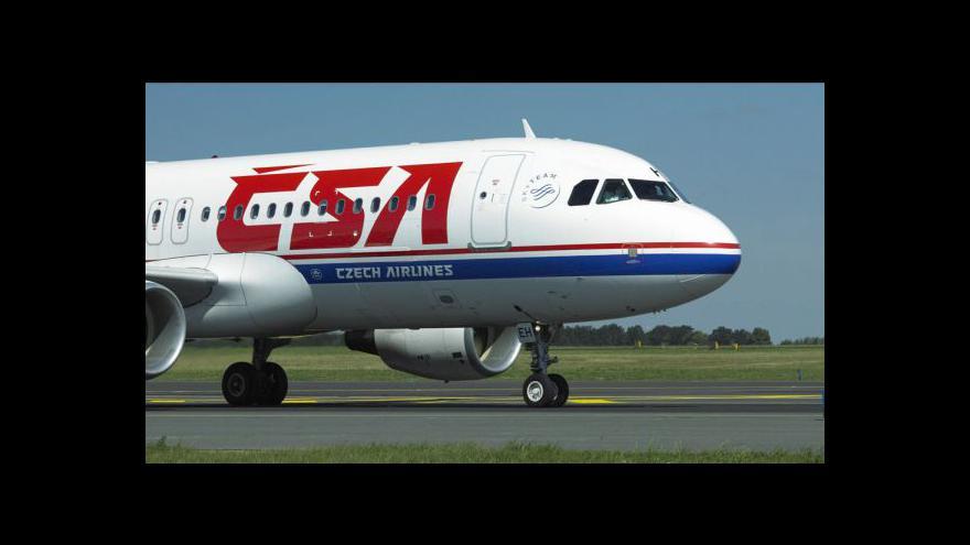 Video Téma Událostí: Korean Air koupí část ČSA