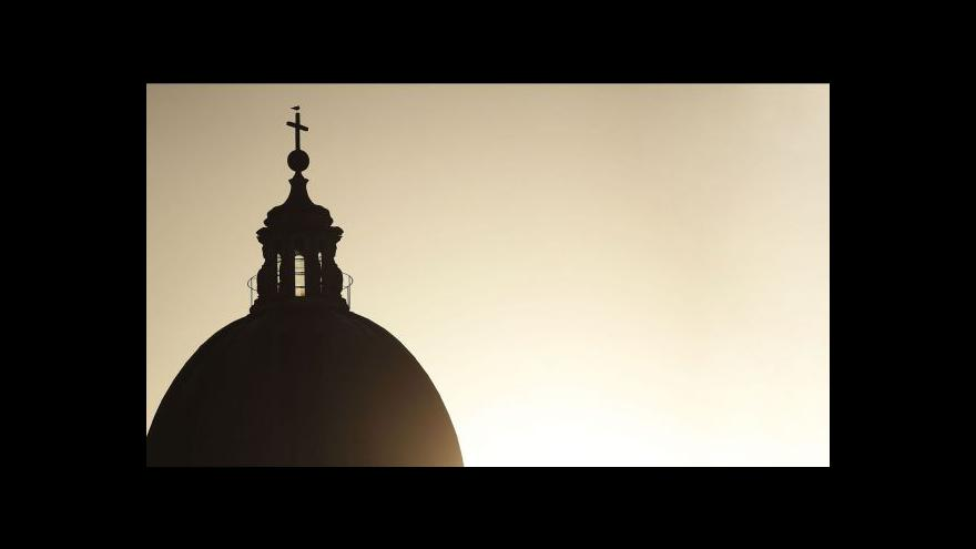 Video Tři volby zatím papeže nepřinesly