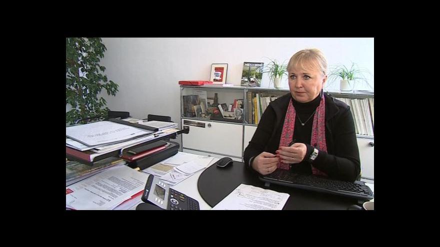 Video Iveta Černá vysvětluje účel sanitárního týdne ve vile Tugendhat