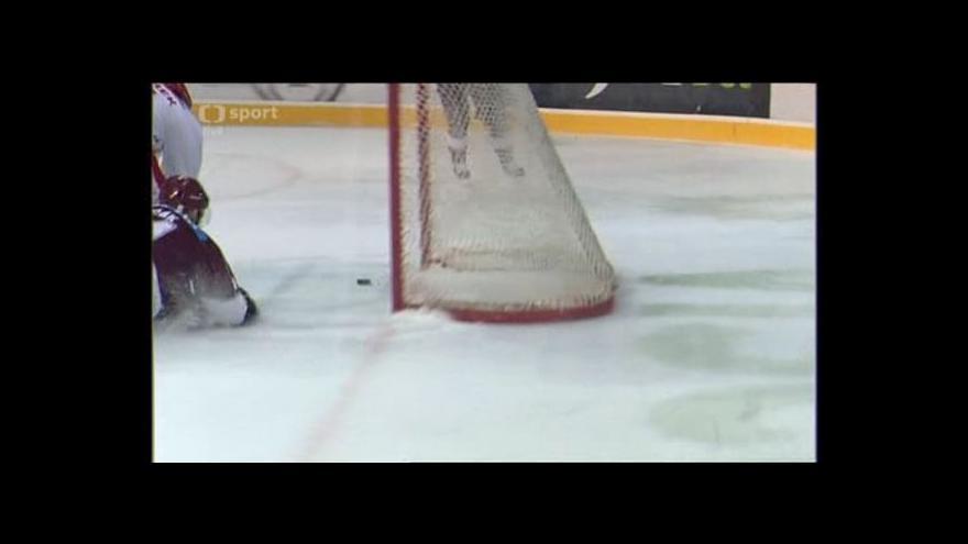 Video Vlastní gól Sparty a její následné srovnání na 3:3 (50. min.)
