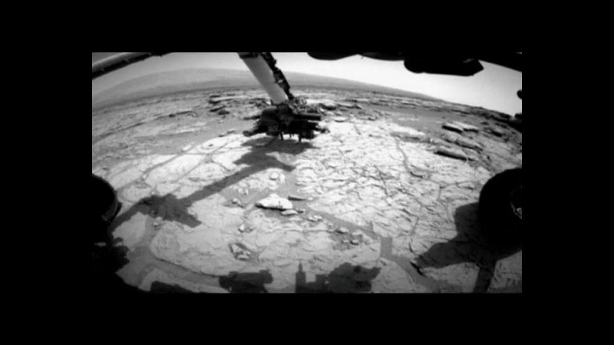 Video Mise splněna: Curiosity zjistila, že na Marsu mohl být život
