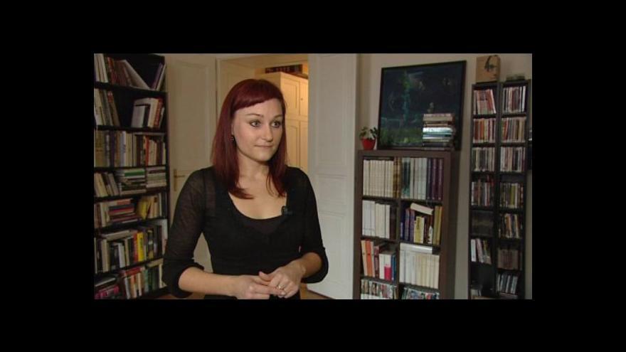 Video Hovoří úspěšná spisovatelka Kateřina Tučková