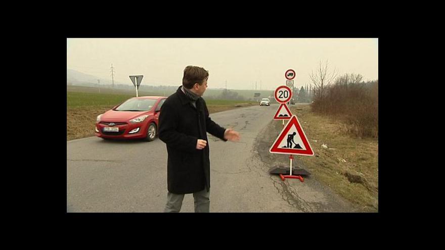 Video Jak se opravují silnice?
