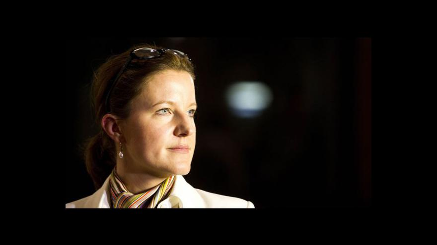 Video Karolína Peake o projektu Rekonstrukce státu