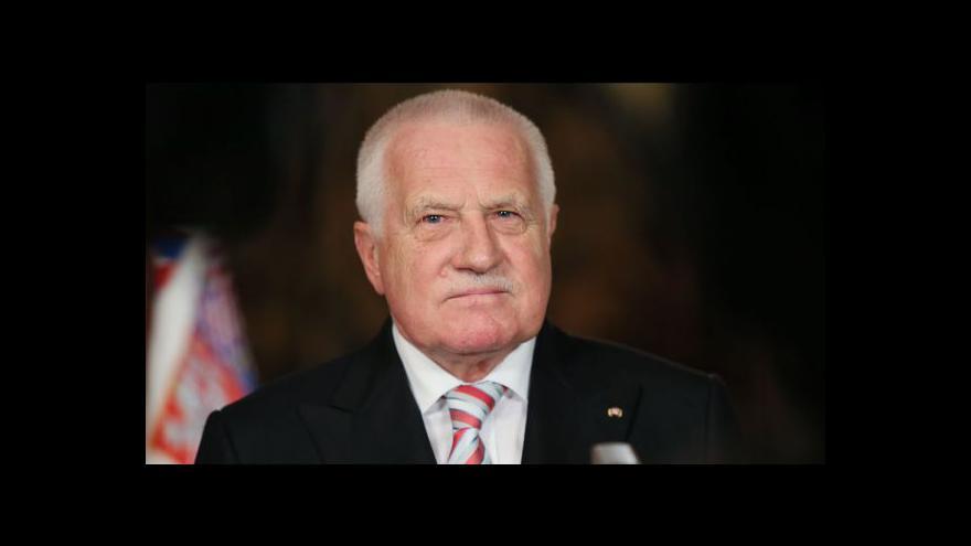 Video Ústavní soud poprvé jednal o žalobě na Klause