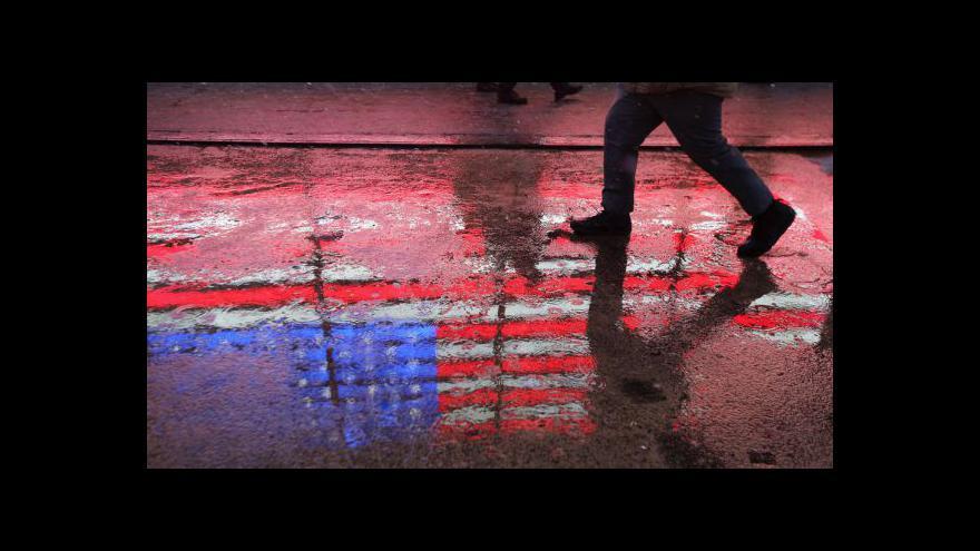 Video Reportáž Martina Řezníčka z USA