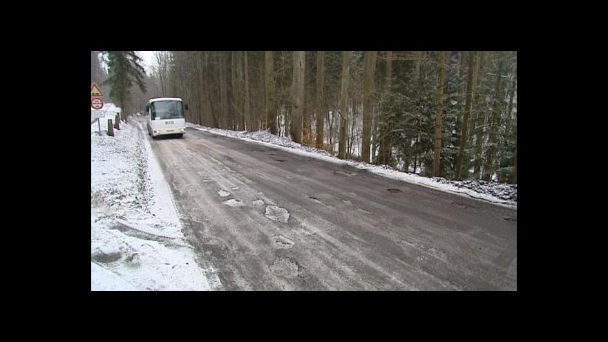 Video Tendr na opravu silnic v Libereckém kraji