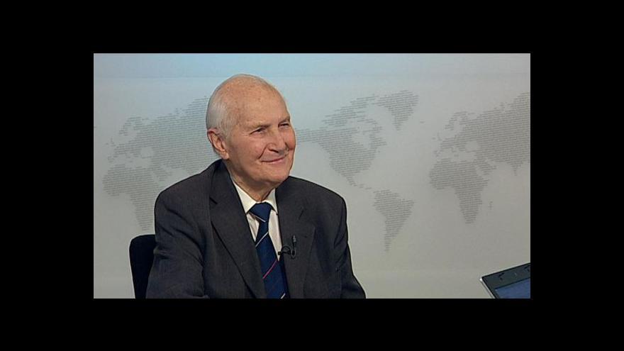 Video Psycholog Jaro Křivohlavý hostem Studia ČT24