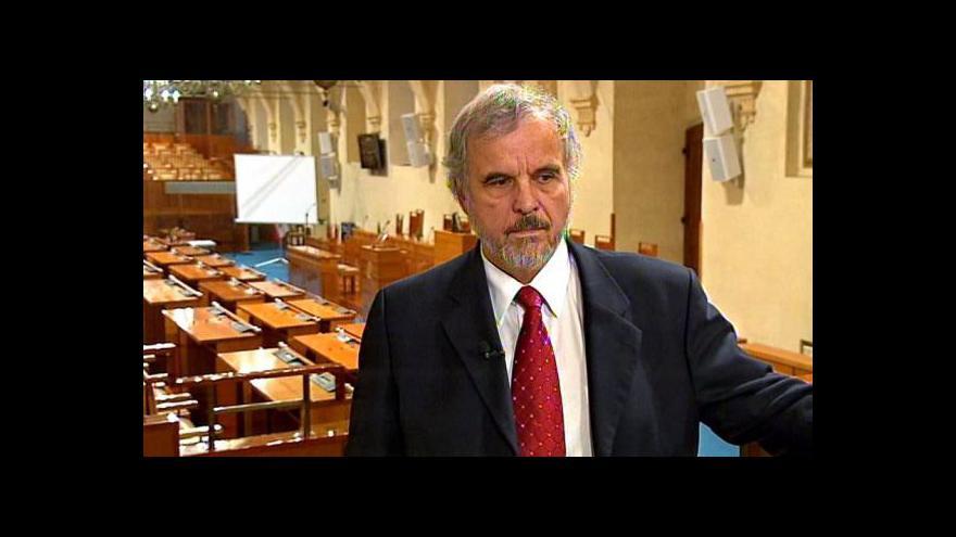 Video Ivan David o plánu na rušení psychiatrických léčeben
