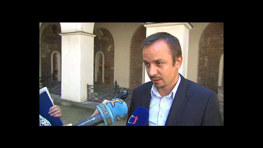 Video Náměstek ministra zdravotnictví Marek Ženíšek o reformě psychiatrie