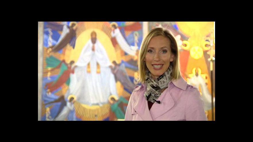 Video Reportáž Hany Scharffové o volbě papeže