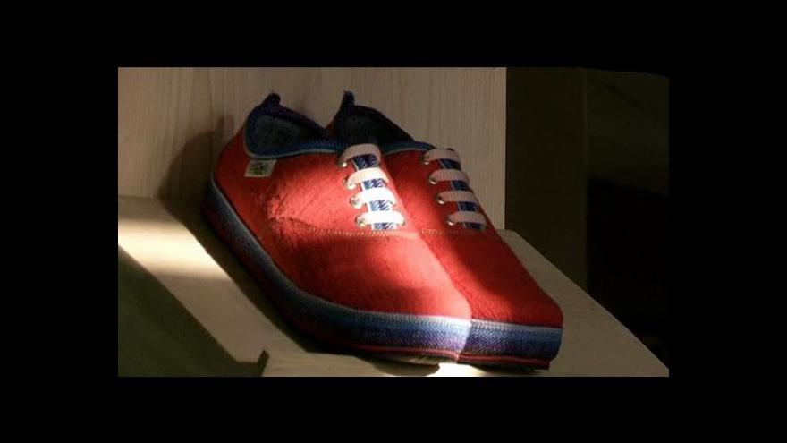 Video Zelená obuv se uchytila v Etiopii i ve světě
