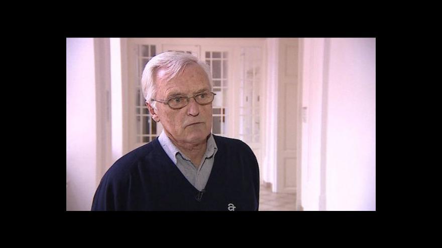 Video Hovoří zakladatel antarktické základny Pavel Prošek