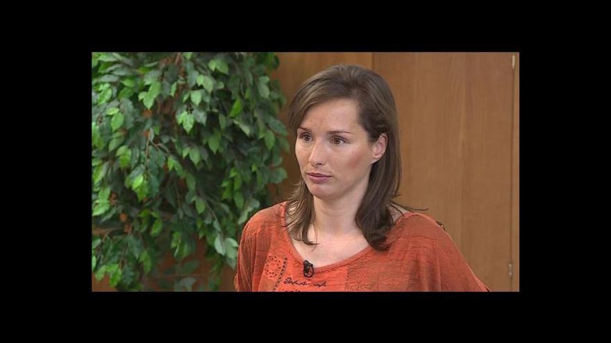 Video Nesnáze výpravy popisuje parazitoložka Iva Přikrylová