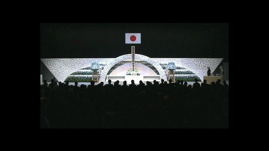 Video Fukušima si připomíná tragédii