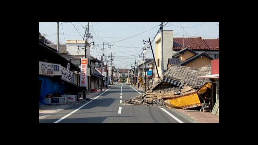 Video Dva roky od japonské katastrofy