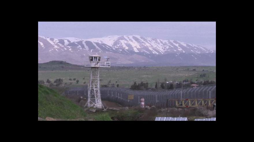 Video Reportáž o možném propuštění pozorovatelů OSN