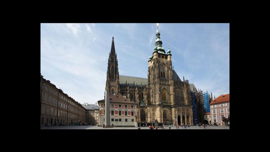 Video Reportáž z oslav ve Svatovítské katedrále