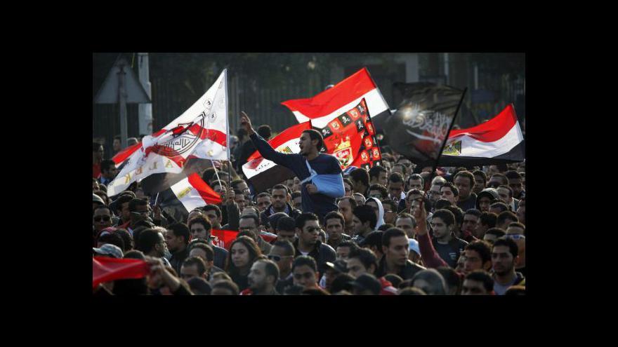 Video Telefonát Anny Janků z Káhiry