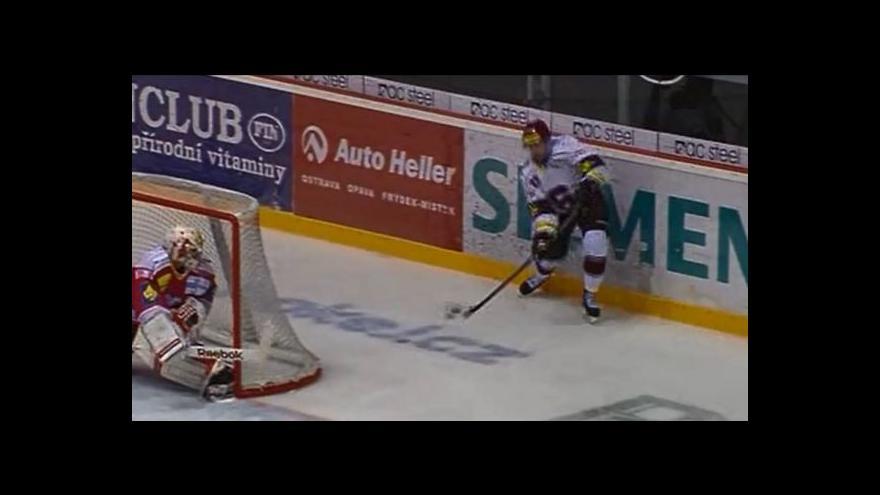 Video Čtvrtý zásah přidal Jan Peterek (49. min.)