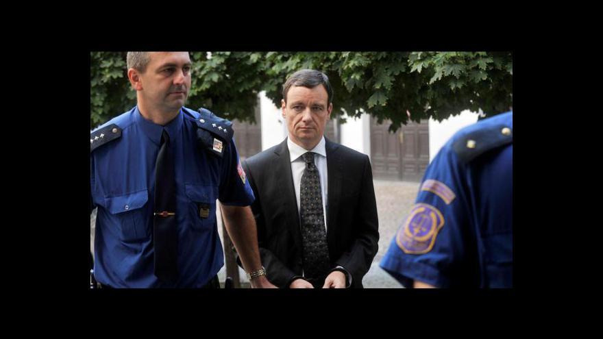 Video David Rath má šanci na propuštění na kauci