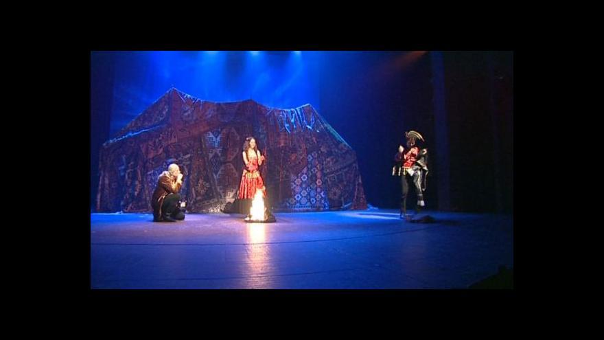 Video NO COMMENT: Představení Zorro v Městském divadle Brno
