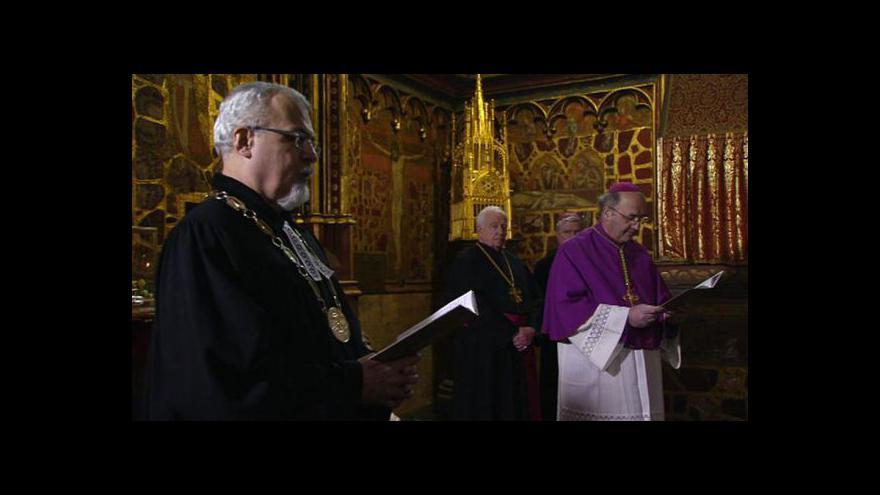 Video Modlitba za naší vlast a prezidenta