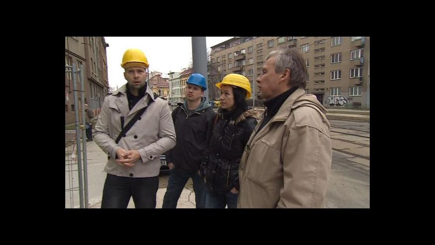Video Prohlídka Sonocentra s investorem Jiřím Štoplem