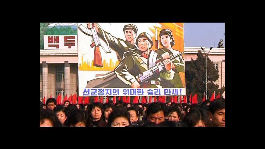 Video Reportáž Václava Černohorského o napětí v Koreji