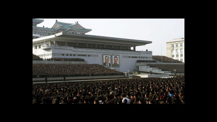 Video Situace na Korejském poloostrově se vyhrocuje
