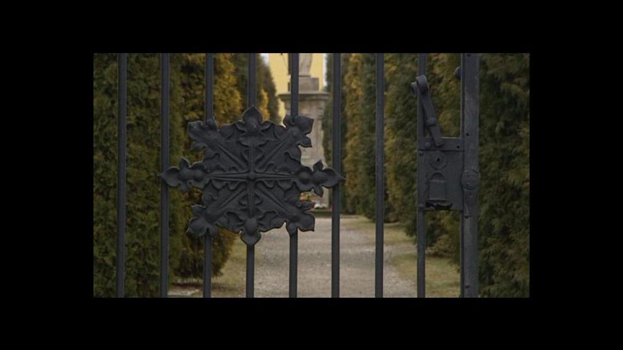 Video Václav Svoboda o miletínském hrobu německých vojáků