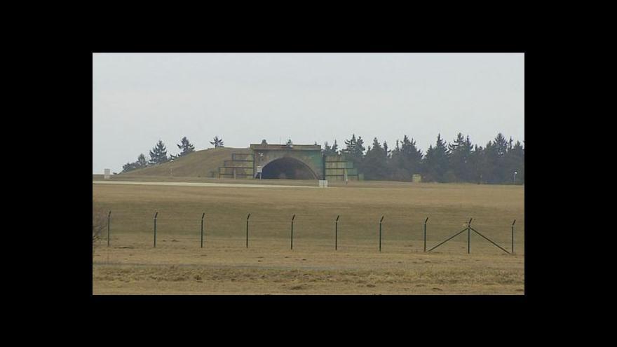 Video Radovan Daněk o ochranných pásmech náměšťského letiště