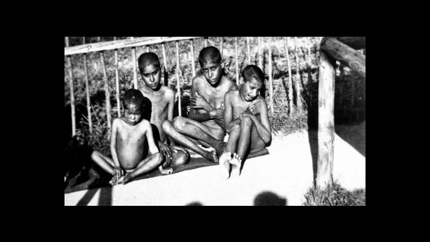 Video Eliška Bučinová o 70 letech od prvního transportu Romů do Osvětimi