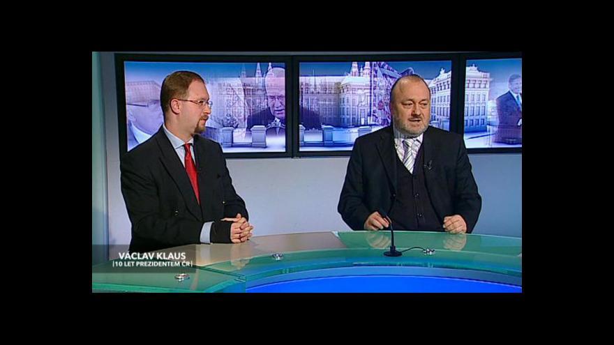 Video Rozhovor s Romanem Jochem a Ladislavem Jaklem