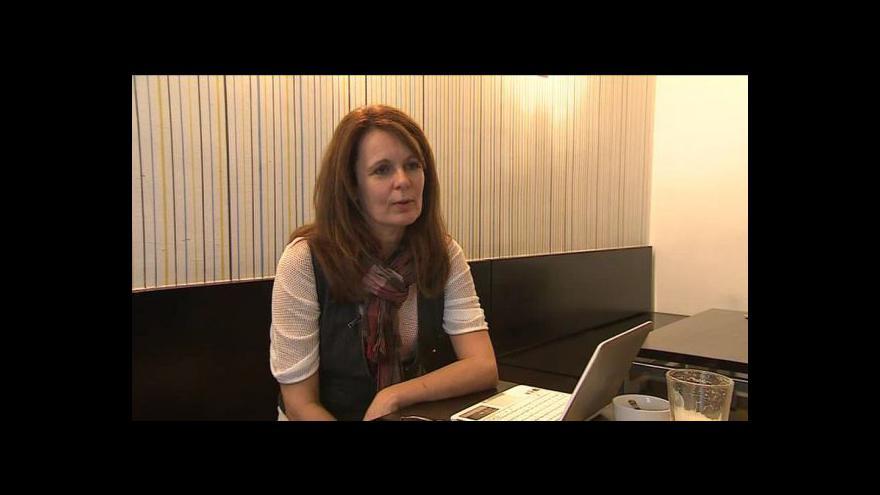 Video Hovoří Marie Štanglová, která navštěvuje kurz Začít můžeš kdykoli