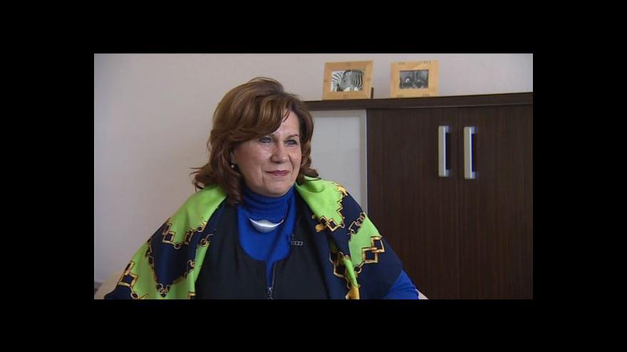 Video Hovoří majitelka agentury Květoslava Santlerová