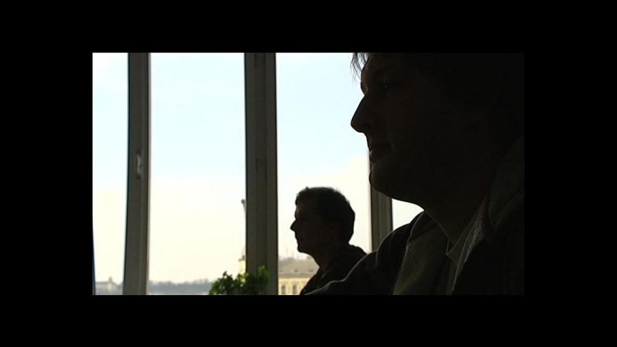 Video Rozhovor s Vlastimilem Červeným
