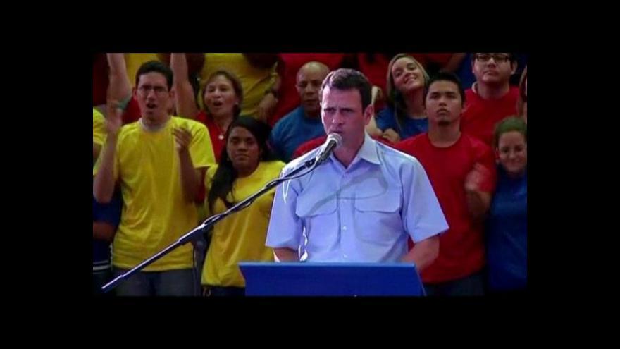 Video Venezuela začíná hledat Chávezova nástupce